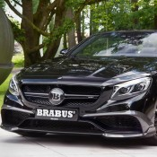 Brabus Mercedes S63 Cabriolet 850 7 175x175 at Brabus Mercedes S63 Cabriolet 850 at Le Mans