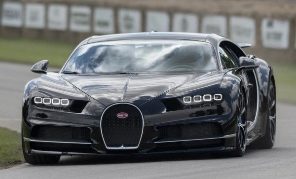Bugatti Chiron Goodwood 0 600x363 at From Le Mans to Goodwood: More Footage of Bugatti Chiron in Action