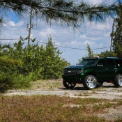 Kandy Green Chevrolet Tahoe 1 175x175 at Pimpin' on a Budget: Kandy Green Chevrolet Tahoe