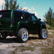 Kandy Green Chevrolet Tahoe 11 175x175 at Pimpin' on a Budget: Kandy Green Chevrolet Tahoe