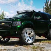Kandy Green Chevrolet Tahoe 3 175x175 at Pimpin' on a Budget: Kandy Green Chevrolet Tahoe