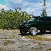 Kandy Green Chevrolet Tahoe 6 175x175 at Pimpin' on a Budget: Kandy Green Chevrolet Tahoe