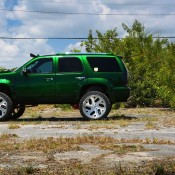 Kandy Green Chevrolet Tahoe 7 175x175 at Pimpin' on a Budget: Kandy Green Chevrolet Tahoe