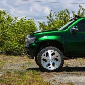 Kandy Green Chevrolet Tahoe 8 175x175 at Pimpin' on a Budget: Kandy Green Chevrolet Tahoe