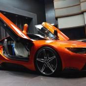 Lava Orange BMW i8 AC 9 175x175 at Lava Orange BMW i8 with AC Schnitzer Goodies