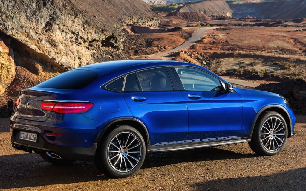 2017 Mercedes Glc Coupe Uk Pricing And Specs