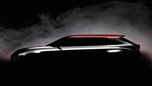 Mitsubishi Ground Tourer Concept teaser 600x341 at Mitsubishi Ground Tourer Concept Teased for Paris Debut