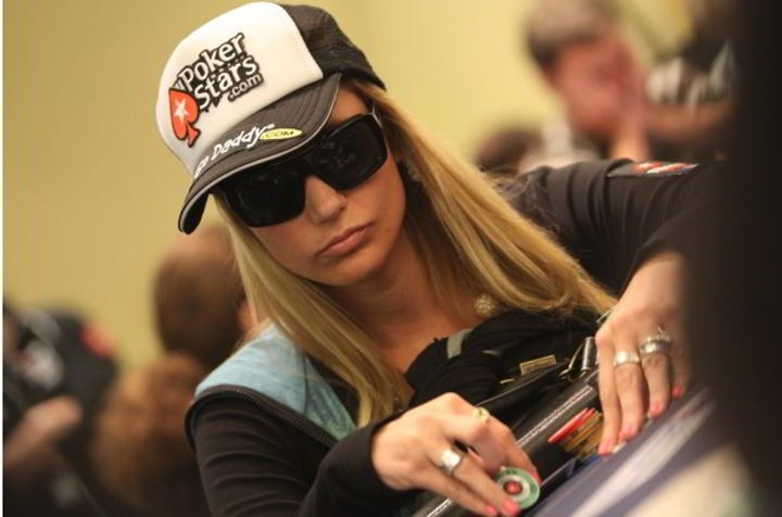 vanessa rousso at The Cars of WSOP Players