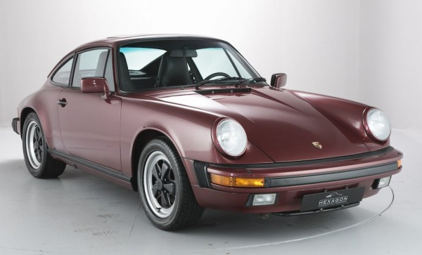 1985 Porsche 911 sale 0 600x363 at Virtually Brand New 1985 Porsche 911 Up for Grabs