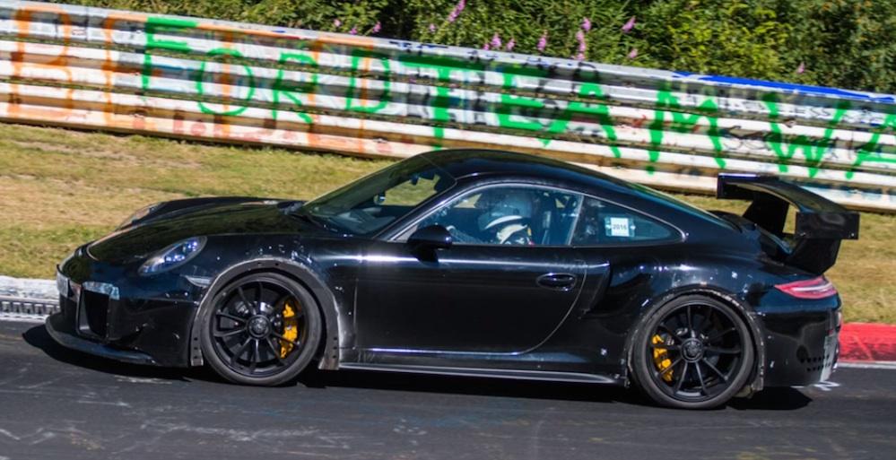 2018 Porsche 991 GT2 0 at Preview: 2018 Porsche 991 GT2