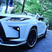 Artisanspirits Lexus RX 10 175x175 at Spotlight: Artisan Lexus RX Wide Body