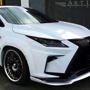 Artisanspirits Lexus RX 6 175x175 at Spotlight: Artisan Lexus RX Wide Body