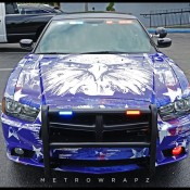 Charger 4th of July 2 175x175 at Dodge Charger Police Car Gets 4th of July Wrap
