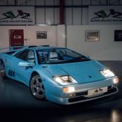 Ice Blue Lamborghini Diablo SV 1 175x175 at Ice Blue Lamborghini Diablo SV on Sale for £265K
