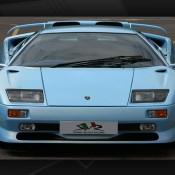 Ice Blue Lamborghini Diablo SV 7 175x175 at Ice Blue Lamborghini Diablo SV on Sale for £265K