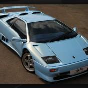 Ice Blue Lamborghini Diablo SV 9 175x175 at Ice Blue Lamborghini Diablo SV on Sale for £265K
