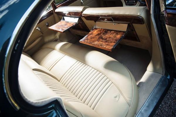 Lyons Jaguar Mk X 3 600x400 at Sir Lyon's Personal Jaguar Mk X Up for Auction