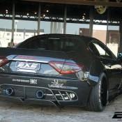 Maserati GranTurismo EXE 2 175x175 at Wide Body Maserati GranTurismo by EXE
