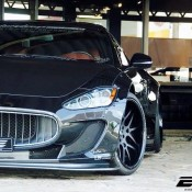 Maserati GranTurismo EXE 3 175x175 at Wide Body Maserati GranTurismo by EXE