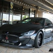 Maserati GranTurismo EXE 4 175x175 at Wide Body Maserati GranTurismo by EXE