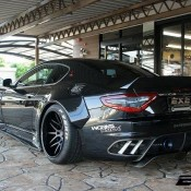 Maserati GranTurismo EXE 5 175x175 at Wide Body Maserati GranTurismo by EXE