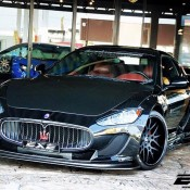 Maserati GranTurismo EXE 9 175x175 at Wide Body Maserati GranTurismo by EXE