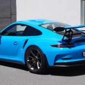 Mexico Blue Porsche GT3 RS 10 175x175 at Eye Candy: Mexico Blue Porsche GT3 RS