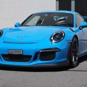 Mexico Blue Porsche GT3 RS 11 175x175 at Eye Candy: Mexico Blue Porsche GT3 RS