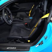 Mexico Blue Porsche GT3 RS 13 175x175 at Eye Candy: Mexico Blue Porsche GT3 RS