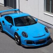 Mexico Blue Porsche GT3 RS 18 175x175 at Eye Candy: Mexico Blue Porsche GT3 RS