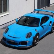 Mexico Blue Porsche GT3 RS 2 175x175 at Eye Candy: Mexico Blue Porsche GT3 RS