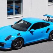 Mexico Blue Porsche GT3 RS 3 175x175 at Eye Candy: Mexico Blue Porsche GT3 RS
