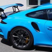 Mexico Blue Porsche GT3 RS 6 175x175 at Eye Candy: Mexico Blue Porsche GT3 RS