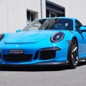 Mexico Blue Porsche GT3 RS 7 175x175 at Eye Candy: Mexico Blue Porsche GT3 RS