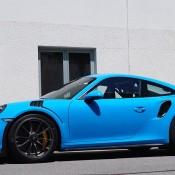 Mexico Blue Porsche GT3 RS 8 175x175 at Eye Candy: Mexico Blue Porsche GT3 RS