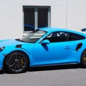 Mexico Blue Porsche GT3 RS 9 175x175 at Eye Candy: Mexico Blue Porsche GT3 RS