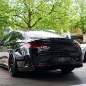 Murdered Out Mercedes S63 10 175x175 at Murdered Out Mercedes S63 Coupe by Platinum Cars