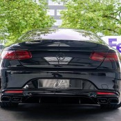 Murdered Out Mercedes S63 11 175x175 at Murdered Out Mercedes S63 Coupe by Platinum Cars