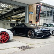 Murdered Out Mercedes S63 15 175x175 at Murdered Out Mercedes S63 Coupe by Platinum Cars