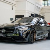 Murdered Out Mercedes S63 3 175x175 at Murdered Out Mercedes S63 Coupe by Platinum Cars