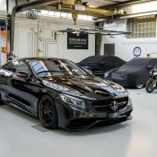 Murdered Out Mercedes S63 7 175x175 at Murdered Out Mercedes S63 Coupe by Platinum Cars