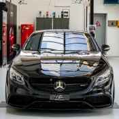 Murdered Out Mercedes S63 8 175x175 at Murdered Out Mercedes S63 Coupe by Platinum Cars