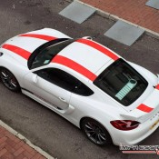 Porsche Cayman GT4 911R 3 175x175 at This Porsche Cayman GT4 Wants to Be a 911 R