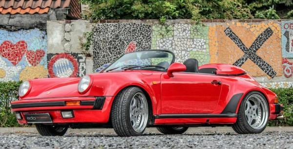 Porsche Speedster WTL 0 600x305 at Porsche Speedster WTL Spotted for sale at €249K
