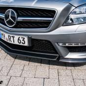 Sights and Sounds: RENNtech Mercedes CLS63 Shooting Brake