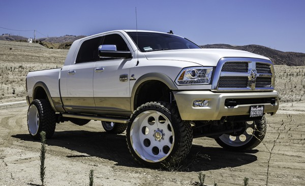 Ram Mega Cab Forgiato 0 600x367 at High As a Kite: Ram Mega Cab on Forgiato 26s