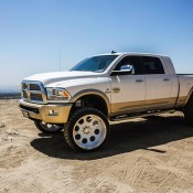 Ram Mega Cab Forgiato 1 175x175 at High As a Kite: Ram Mega Cab on Forgiato 26s