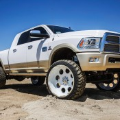Ram Mega Cab Forgiato 6 175x175 at High As a Kite: Ram Mega Cab on Forgiato 26s