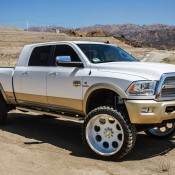 Ram Mega Cab Forgiato 9 175x175 at High As a Kite: Ram Mega Cab on Forgiato 26s