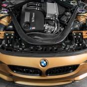 Sunburst Gold BMW M3 2 175x175 at Custom Sunburst Gold BMW M3 by EAS